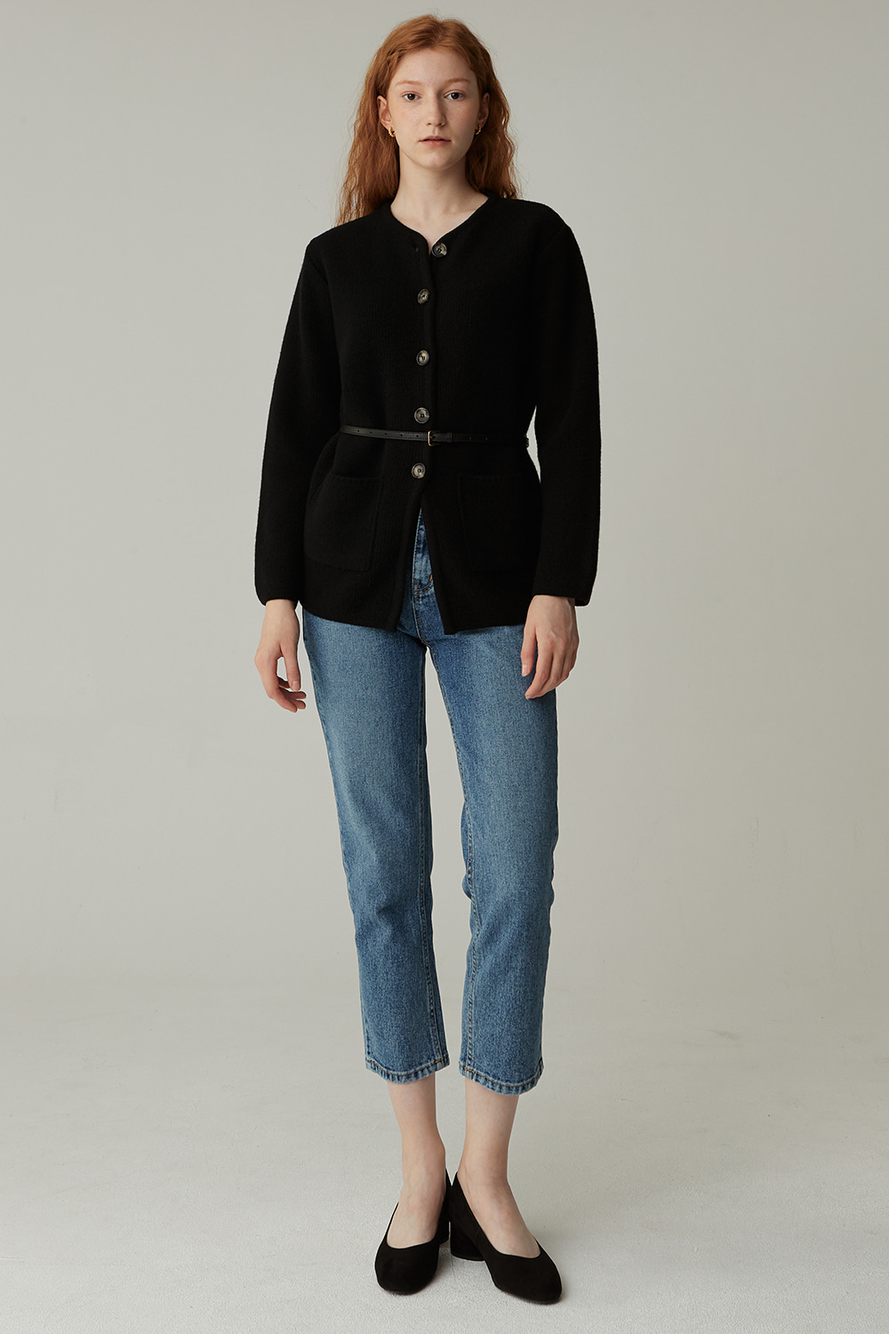 RE-ORDER/ TURK WOOL JACKET(BLACK)